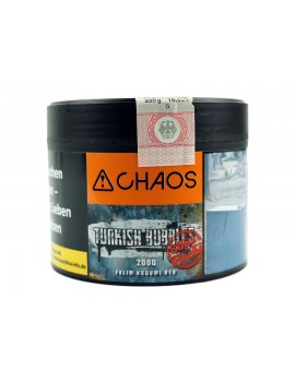 Chaos Tobacco - Turkish Bubbles - Code Red 200g