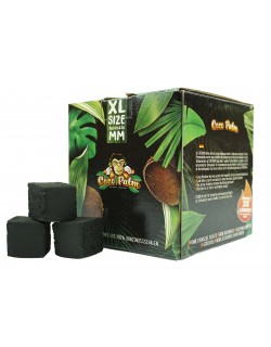 Coco Palm 26mm Naturkohle - 1kg