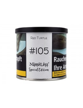Nameless Tobacco Red Turtle #105 - 200g