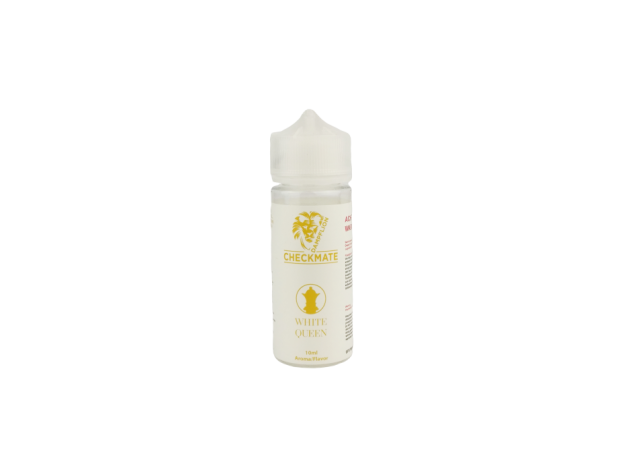 Dampf Lion White Queen Aroma
