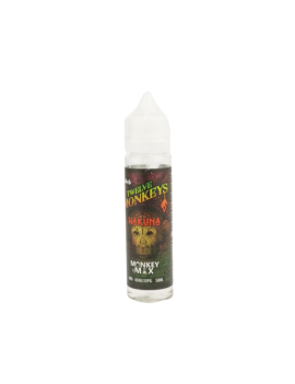 Twelve Monkeys Hakuna Liquid 60 ml